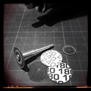 Dremel 411 & 413 sanding discs