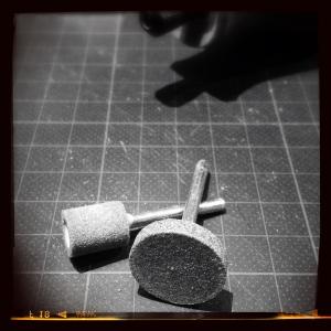 Dremel 932 & 85422 grinding stones