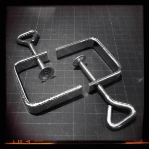 Dremel 4000 - c clamps