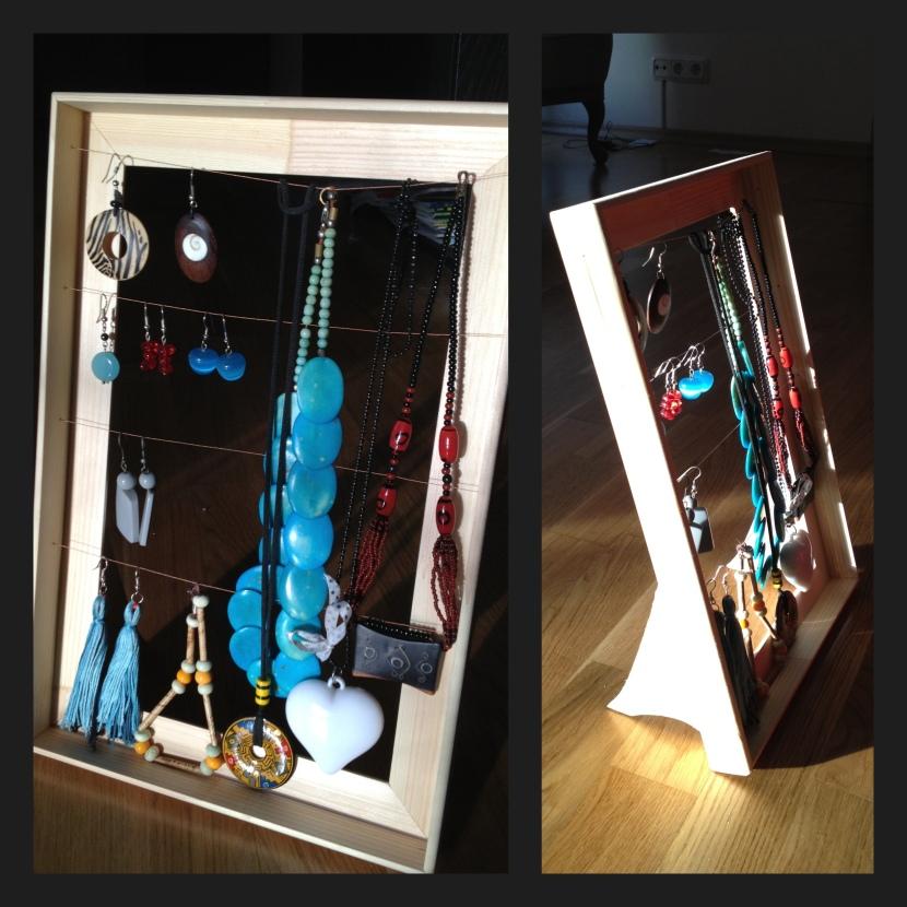 Dremel 4000 - earring frame finished