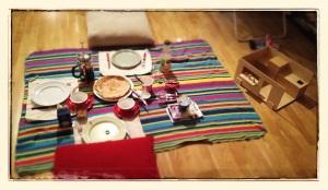 Dremel 4000 - Hello Kitty cafe picnic