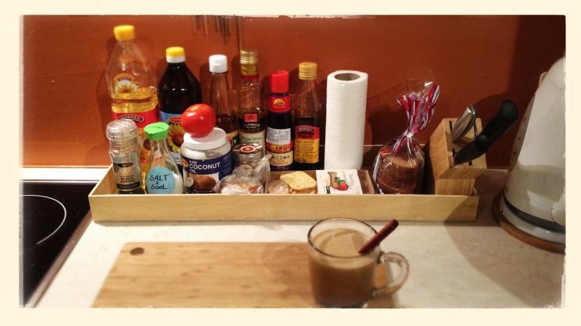 Dremel 4000 - kitchen tray