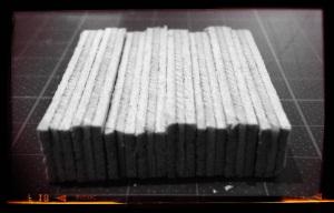 Dremel 4000 - saw practice, edges